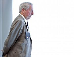 Mario Vargas Llosa, Premio Nobel per la Letteratura 2010 (foto AP/Daniel Ochoa de Olza, 2006)