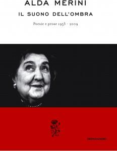Alda Merini, Il suono dell'ombra (Mondadori)