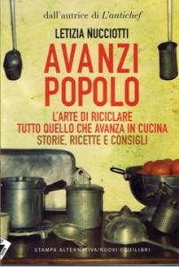 Letizia Nucciotti, Avanzi popolo (Stampa Alternativa)