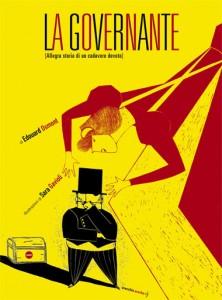 Edouard Osmont, Sara Gavioli, La governante (Orecchio Acerbo)