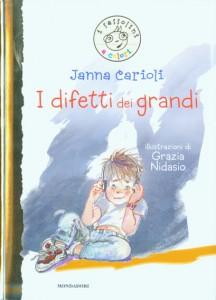 Janna Carioli, I difetti dei grandi (Mondadori)