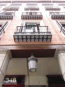 Madrid calle Toledo