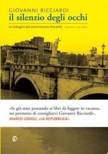 Giovanni Ricciardi, Il silenzio degli occhi (Fazi)