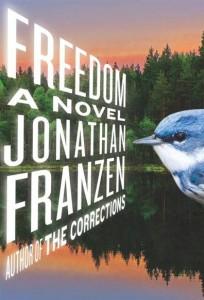 Jonathan Franzen, Freedom (cover originale Usa)